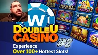DOUBLEU CASINO VEGAS SLOTS P2 Free Mobile Casino Game | Android / Ios Gameplay HD Youtube YT Video
