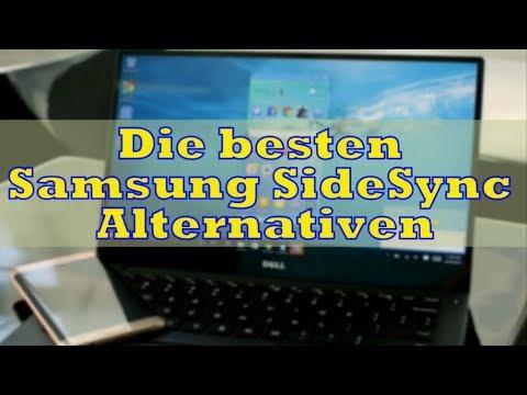 Die besten Samsung SideSync Alternativen version