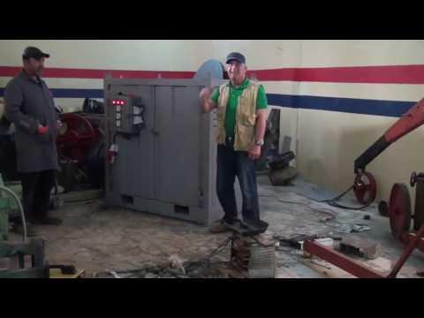 groupe electrogene economique 140 kva  sans carburant  (Énergie propre  )
