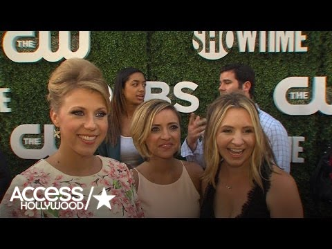 Jodie Sweetin, Christine Lakin & Beverley Mitchell Describe Docuseries 'Hollywood Darlings'
