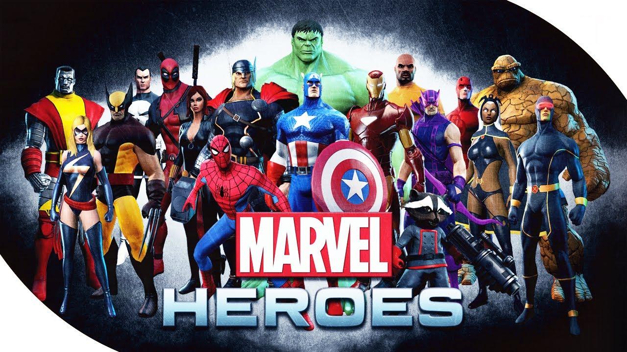 Top 5 Game Marvel Siêu Anh Hùng Hay Nhất Trên Mobile Đầu Tháng 6 2017 |  Android & iOS