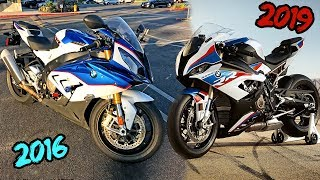 THOUGHTS ON 2019 BMW S1000RR WHILE RIDING 2016 BMW S1000RR!!