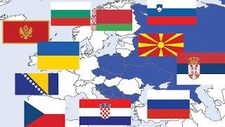 Славянская страна | Объединение славян | Панславизм