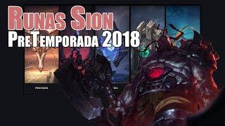 RUNAS SION - PreTemporada 2018