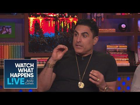 Reza Farahan Explains His 'F*ck Iran' Comment  Shahs Of Sunset  WWHL