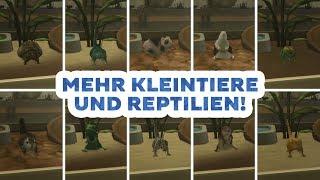 Noch mehr Kleintiere für Die Sims 4 | Modvorstellung | sims-blog.de