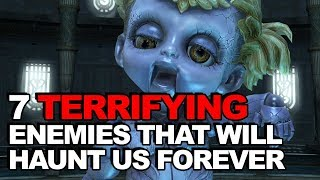 7 Terrifying Enemies That Will Haunt Your Nightmares Forever (Final Fantasy Edition)