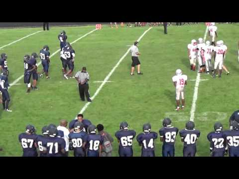 Hillcrest Hawks vs Bremen Braves 09/10/2015 Part 2