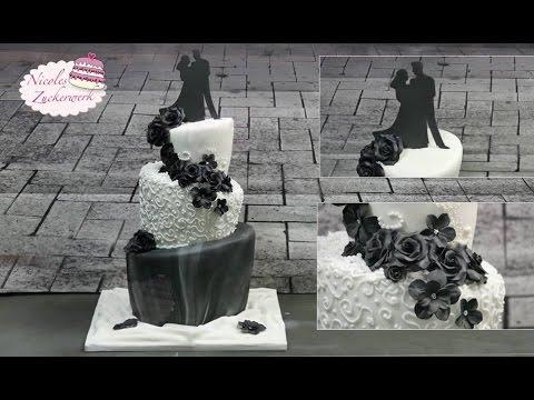 Topsy Turvy Hochzeitstorte Weddingcake Von Nicoles Zuckerwerk