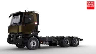 Renault Trucks C - 360° view