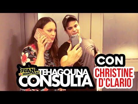 #TeHagoUnaConsulta con Christine D'Clario
