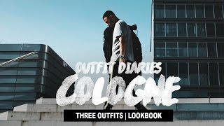 Outfit Diaries: Cologne (Lookbook)