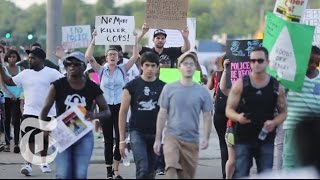 The Michael Brown Shooting: The Long March to Peace in Ferguson Missouri