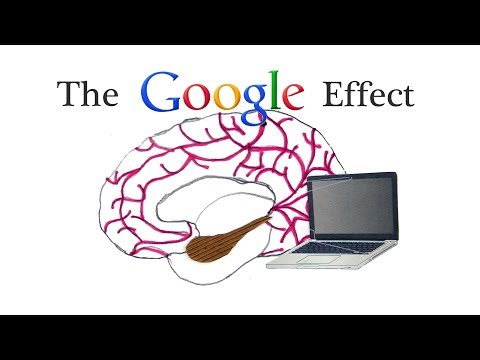Video image: Is Google killing your memory?