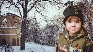 А.Пугачева М.Галкин.Наступила Зима. Замок запорошило снегом.Красота.