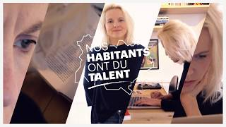 Nos habitants ont du talent : Cécile Coulon