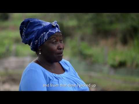 Joyce – A Kenyan Fish Farming Entrepreneur