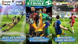 Football Strike - Multiplayer Soccer By Miniclip Android/iOS Gameplay HD screenshot 2