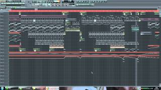 FL Studio Hands Up Ian Carey - Keep On Rising (BlueStarlet Mix)