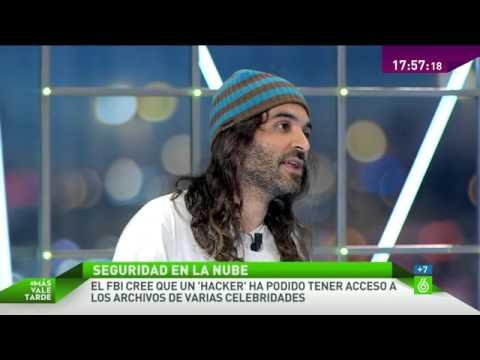 Hackers siembran el pánico en iCloud y los celulares de las celebs. Monedero ¿alcalde de Madrid?