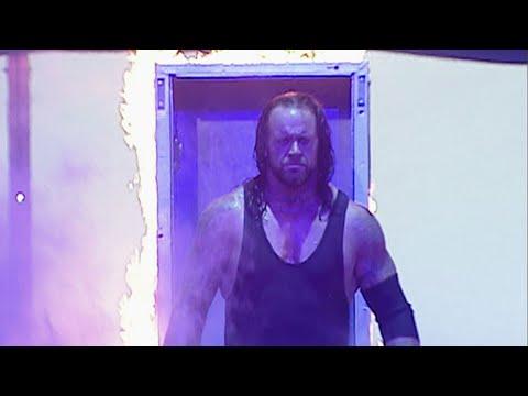 Download The Undertaker returns in a flaming casket: Survivor Series 2005