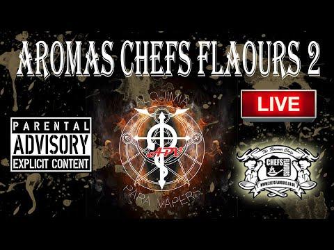 APV 229. Revision aromas Chefs Flavours 2