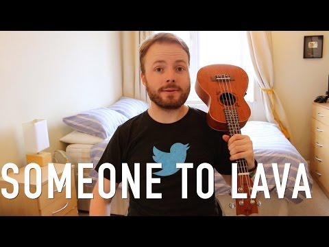 (Someone To) Lava- Pixar Ukulele Tutorial!