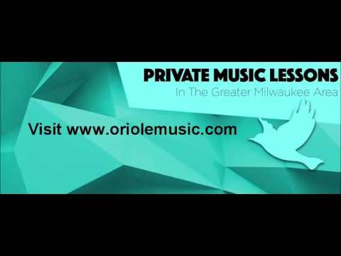 Oriole Music - Private Music Lessons