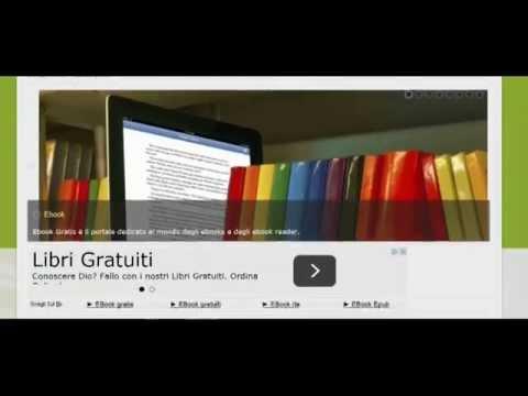 Come Scaricare Ebook Gratis Download Ita Pdf Epub Kindle Youtube
