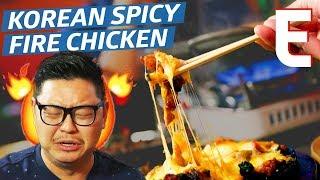 Spicy Korean Fire Chicken Is Chicago's Best Late-Night Dish — K-Town