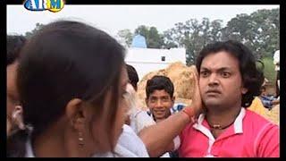 HD Video 2014 New Bhojpuri Hot Song || Guruji Khojataran Cheliye Me Lugai || Rajiv Mishra