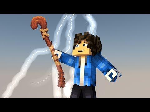 Lightning Staff In Minecraft 1.11 With Command Blocks (Tutorial)