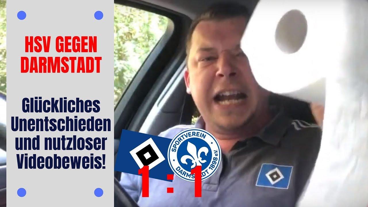 Darmstadt Gegen Hsv