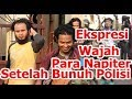 Ekspresi Wajah Narapidana Teroris Setelah Bunuh Polisi Dengan Keji Di Rutan Salemba Mako Brimob