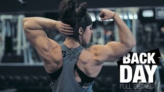 BACK DAY WITH DLB | FULL WORKOUT