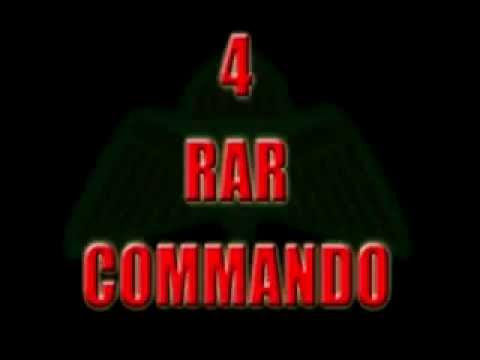 2004 4RAR (Commando) unit video, Australian Special Forces