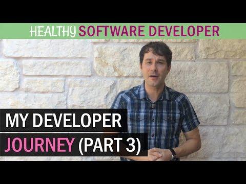 My Software Developer Journey 3/3