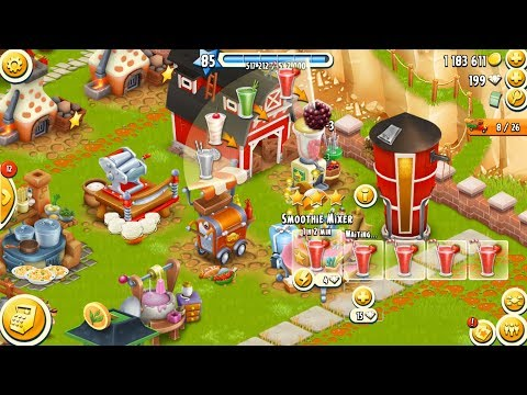 Hay Day Level 85 Update 29 HD 1080p