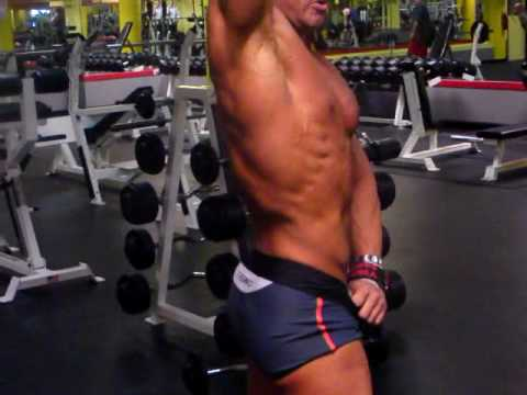 4 weeks out for my Final show in 2008, Rolando Amorim