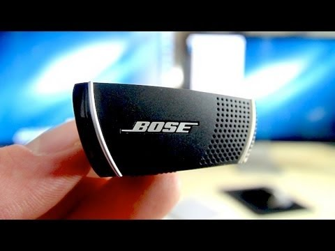 Bose Bluetooth Series 2 Headset Review - YouTube