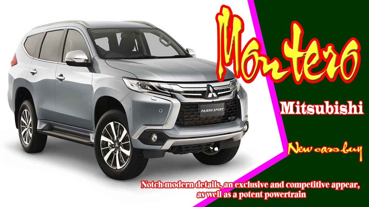 2020 Mitsubishi Montero Limited Price, Specs, Redesign, And Engines >> 2019 Mitsubishi Montero 2019 Mitsubishi Montero Philippines 2019 Mitsubishi Montero Limited