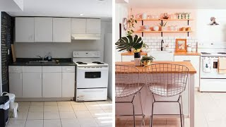 Interior Design — How to Renovate a Tiny Rental Kitchen