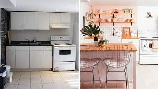 Interior Design —how To Renovate A Tiny Rental Kitchen