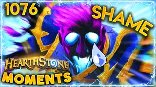 You Can't Be SERIOUS... That Was AWFUL! | Hearthstone Daily Moments Ep.1076