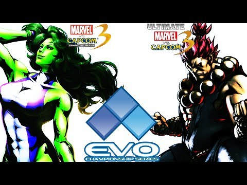 BEST MVC3 AND UMVC3 EVO MOMENTS (2011 - 2016)