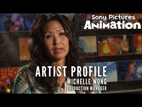 Inside Sony Pictures Animation - Production Manager Michelle Wong