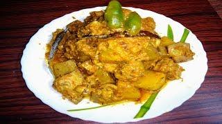 Kathal (Echor) Recipe | Echorer Dalna | Raw Jackfruit Curry | Bengali Veg Recipe