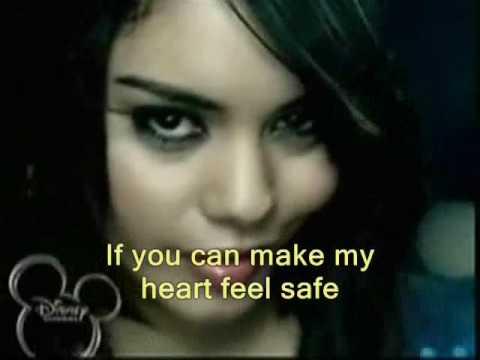 "Vanessa Hudgens ""Say Ok"" *with lyrics*"