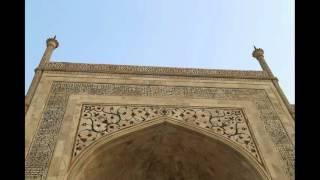 Индия. Тадж Махал.