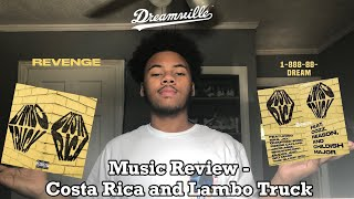 DREAMVILLE - COSTA RICA/LAMBO TRUCK REACTION/REVIEW